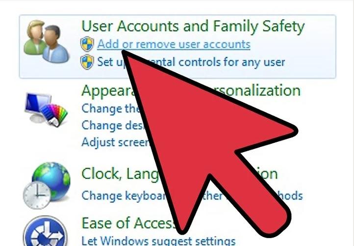 نحوه ی اضافه کاربر جدید ویندوز irnab ir نحوه ی اضافه کردن کاربر جدید در ویندوز ویستا و 7