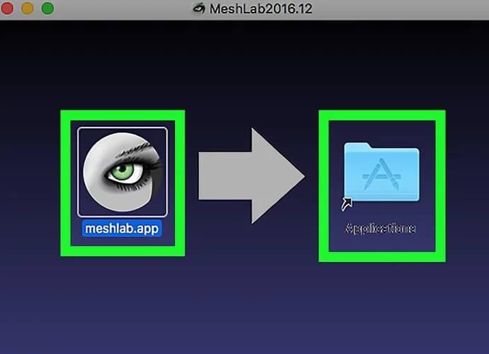 نحوه ی بازکردن فایل های obj سیستم عامل م irnab ir نحوه ی بازکردن فایل های Obj در سیستم عامل مک