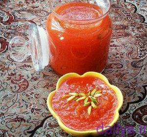 5acf0234cd012 tarztaqhiye morabayehavij irnab ir طرز تهیه مربای هویج