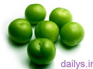 5ae6d5350a780 khavas ghojesabz irnab ir خواص گوجه سبز