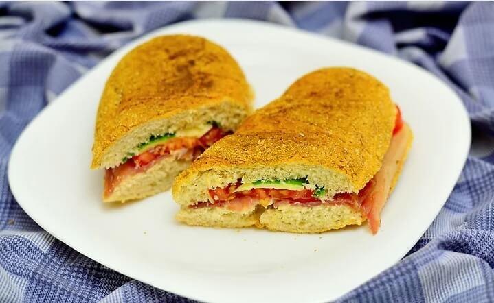 5aeeb571c8479 طرز تهیه ی ساندویچ کم کالری irnab ir طرز تهیه ی ساندویچ کم کالری