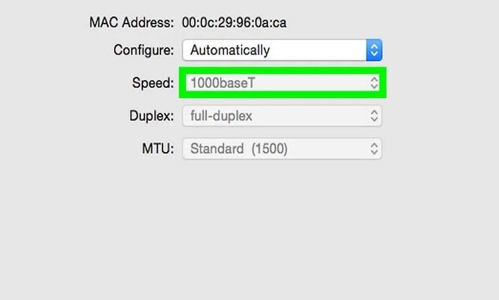 5af8246f8816b سرعت اترنت را سیستم مک بررسی کن irnab ir چگونه سرعت اترنت را در سیستم مک بررسی کنیم؟