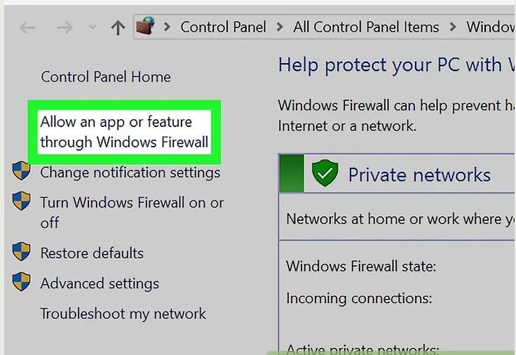 5afbf18c37b35 برنامه را با استفاده فایروا irnab ir چگونه یک برنامه را با استفاده از فایروال ویندوز مسدود کنیم؟