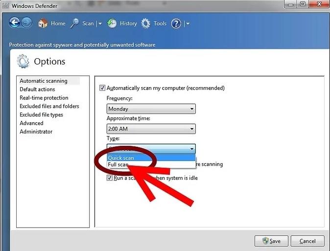 5b0bc270da5e9 نحوه ی اسکن پشتیبان گیری لپ تاپ با ا irnab ir نحوه ی اسکن و پشتیبان گیری از لپ تاپ با استفاده از ویندوز 7