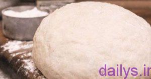 tarztahiye khamirpitza irnab ir طرز تهیه خمیر پیتزا