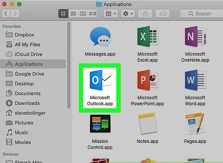 ارسال ایمیل گروهی outlook irnab ir ارسال ایمیل گروهی در Outlook