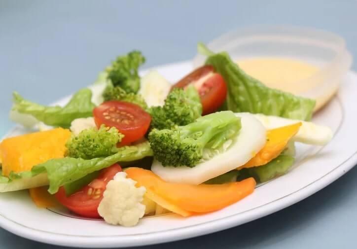 طرز تهیه ی سالاد سبزیجات irnab ir طرز تهیه ی سالاد سبزیجات
