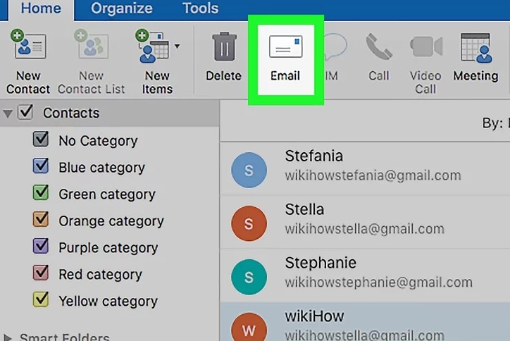 5b3477ded4abf ارسال ایمیل گروهی outlook irnab ir ارسال ایمیل گروهی در Outlook