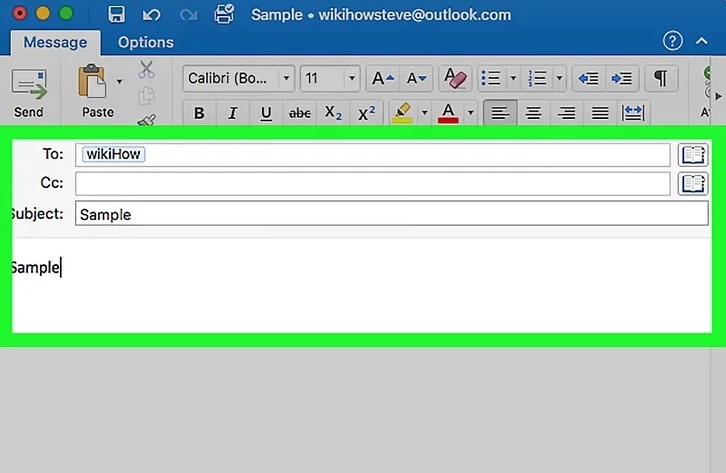 5b3477e0c0a0a ارسال ایمیل گروهی outlook irnab ir ارسال ایمیل گروهی در Outlook