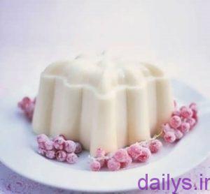 tarztahiye zhelebashir irnab ir طرز تهیه ژله با شیر