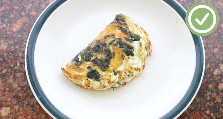 طرز تهیه ی تخم مرغ سالم خوشمزه صب irnab ir طرز تهیه ی تخم مرغ سالم و خوشمزه برای صبحانه