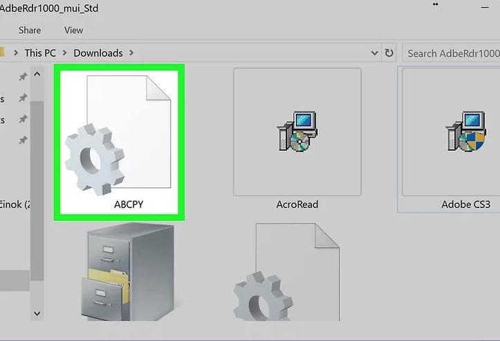 نحوه نصب cs3از طریق برنامه ی دانلود شده irnab ir نحوه نصب CS3از طریق برنامه ی دانلود شده
