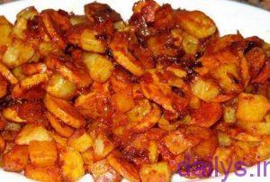 5b289fa3499ce tarztahiye khoraksosis irnab ir طرز تهیه خوراک سوسیس