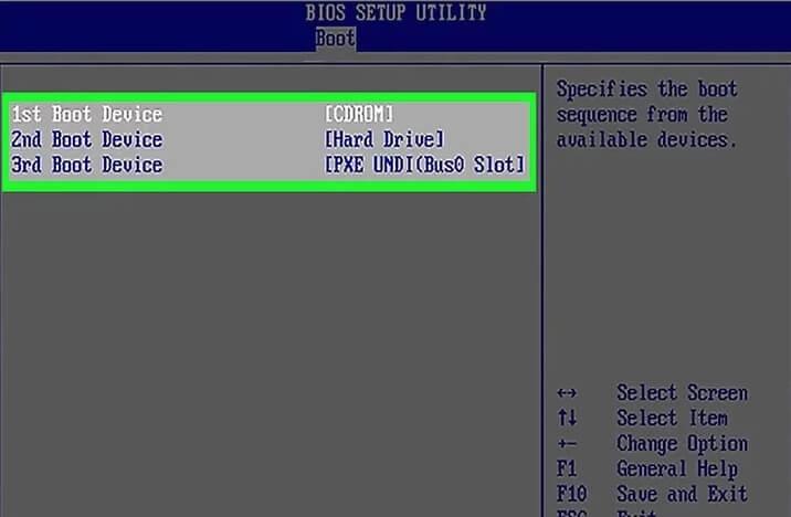 5b3de06ef0a00 تغییر تنظیمات bios کامپیوتر irnab ir تغییر تنظیمات BIOS کامپیوتر