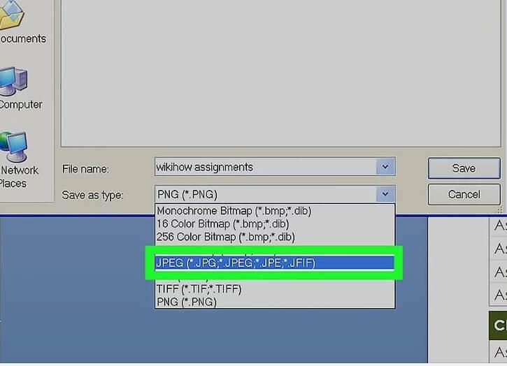 5b41cce309581 تغییر فرمت word jpeg ویندوز xp vista irnab ir تغییر فرمت Word به JPEG در ویندوز (XP و Vista )