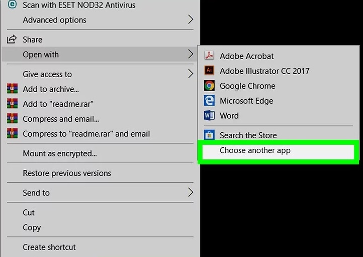 5b499bf92bda8 با استفاده file explorer برنامه ی adobe acrobat reader را ب irnab ir چگونه با استفاده از File Explorer برنامه ی Adobe Acrobat Reader را به عنوان برنامه PDF پیش فرض انتخاب کنیم؟