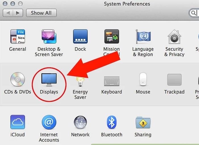 5b5c0854b1bb3 نحوه تنظیم روشنایی صفحه macbook irnab ir نحوه تنظیم روشنایی صفحه MacBook