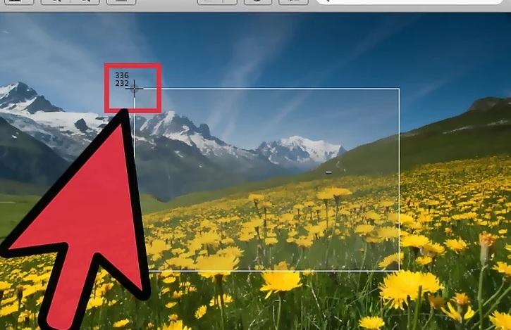 5b5ed2f4282cc نحوه ی بزرگ تصویر با استفاده ابز irnab ir نحوه ی بزرگ کردن تصویر با استفاده از ابزار های Macbook