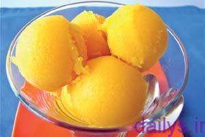 tarztahiye deseranbebastani irnab ir طرز تهیه دسر انبه بستنی