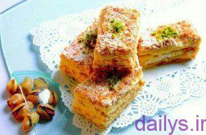 tarztahiye shirininapeleoni irnab ir طرز تهیه شیرینی ناپلئونی