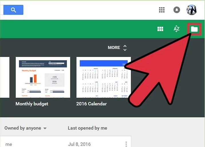 نحوه باز کردن فایل های csvاز طریق google sheets irnab ir نحوه باز کردن فایل های CSVاز طریق Google Sheets
