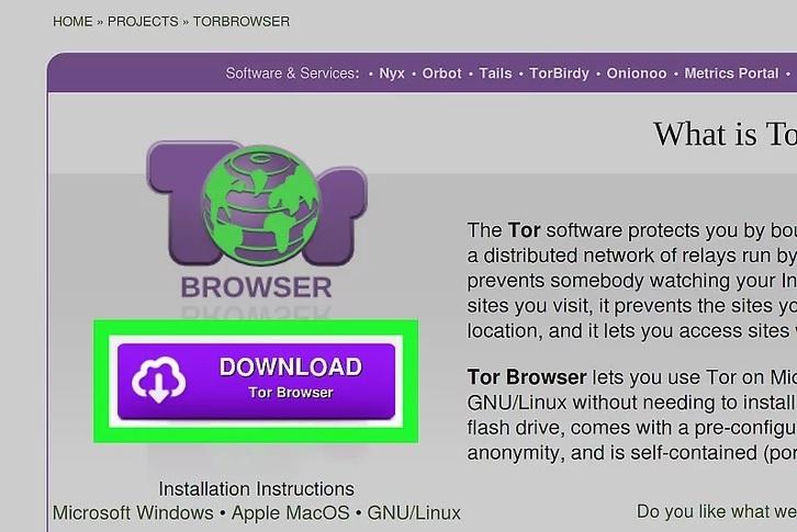 نحوه دانلود مرورگر tor در سیستم عامل لینو irnab ir نحوه دانلود مرورگر Tor در سیستم عامل لینوکس