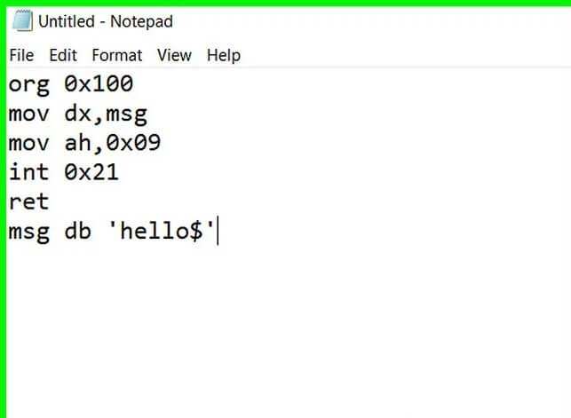 5bc5a6f957ec7 نحوه ایجاد فایل exe irnab ir نحوه ایجاد فایل exe