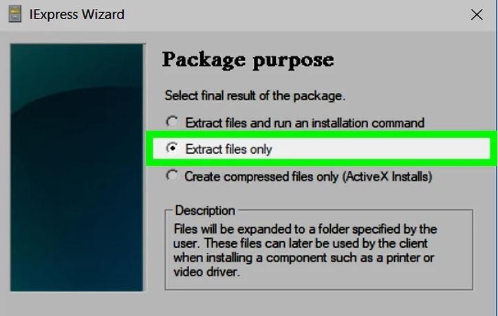 5bd40fd7b4c51 نحوه ایجاد فایل نصب exe irnab ir نحوه ایجاد فایل نصب exe