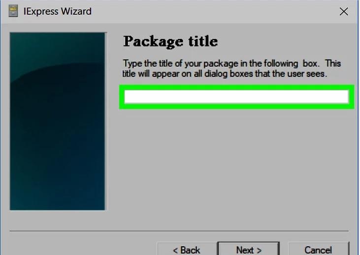 5bd40fd9a2e06 نحوه ایجاد فایل نصب exe irnab ir نحوه ایجاد فایل نصب exe