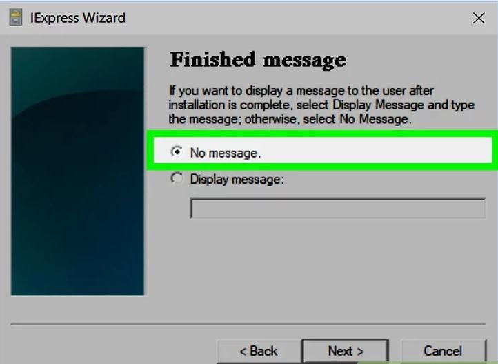5bd40fdde09c2 نحوه ایجاد فایل نصب exe irnab ir نحوه ایجاد فایل نصب exe