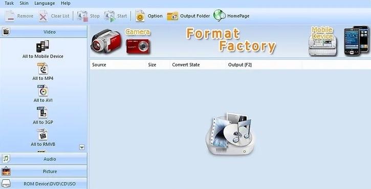 نحوه تبدیل mpeg به 3gp با استفاده از format factory irnab ir نحوه تبدیل MPEG به 3GP با استفاده از Format Factory