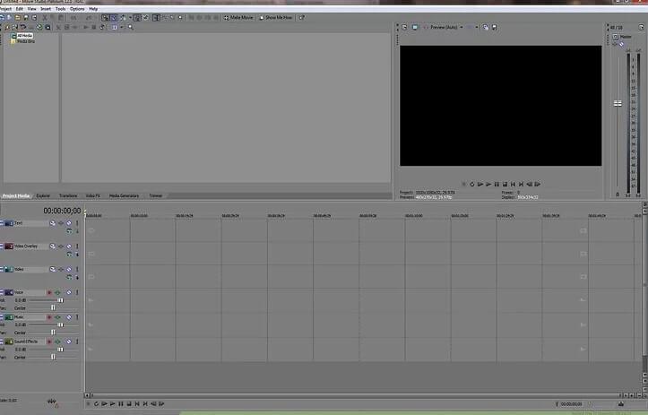 نحوه ی استفاده از ویژگی تصویر در تصویر د irnab ir نحوه ی استفاده از ویژگی تصویر در تصویر در Sony Vegas Movie Studio