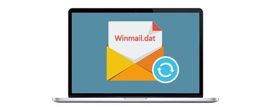 نحوه ی باز کردن فایل های winmail dat یا att0001 dat در سیس irnab ir نحوه ی باز کردن فایل های Winmail.dat یا ATT0001.dat در سیستم عامل مکینتاش