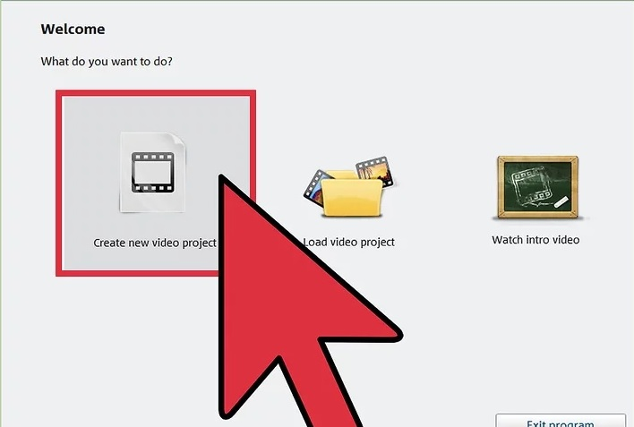 نحوه ی تبدیل عکس به ویدئو با استفاده از magix irnab ir نحوه ی تبدیل عکس به ویدئو با استفاده از MAGIX Movie Edit Pro 2016