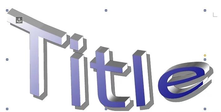 نحوه ی تغییر اندازه و حرکت دادن متن fontwork irnab ir نحوه ی تغییر اندازه و حرکت دادن متن Fontwork
