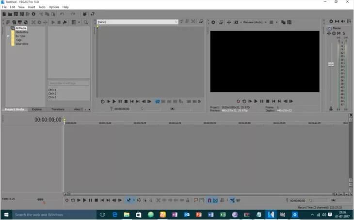 نحوه ی سیاه و سفید کردن ویدئو با استفاده irnab ir نحوه ی سیاه و سفید کردن ویدئو با استفاده از Sony Vegas Pro