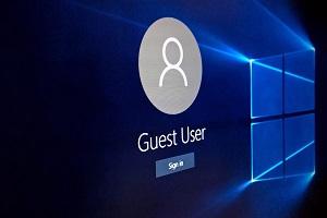 نحوه ی فعال کردن حساب کاربری مهمان windows 10 ا 2 irnab ir نحوه ی فعال کردن حساب کاربری مهمان Windows 10 از طریقGroup Policy Editor