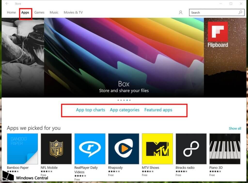 نحوه ی نصب برنامه ها از microsoft store در ویندوز 10 irnab ir نحوه ی نصب برنامه ها از Microsoft Store در ویندوز 10