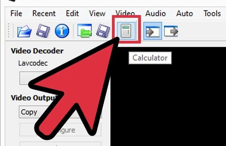 5be942c0ebbca نحوه تغییر قالب و اندازه ی فایل ویدئو با irnab ir نحوه تغییر قالب و اندازه ی فایل ویدئو با استفاده از Avidemux