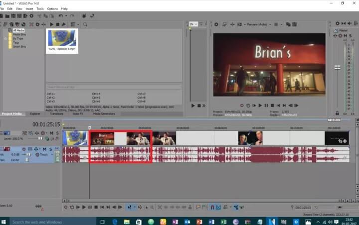 5be95248b30e7 نحوه ی سیاه و سفید کردن ویدئو با استفاده irnab ir نحوه ی سیاه و سفید کردن ویدئو با استفاده از Sony Vegas Pro