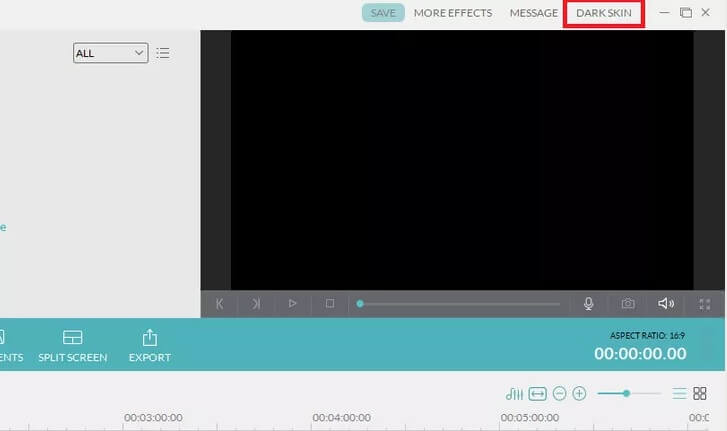 5bea7315c96ce نحوه ی فعال کردن ویژگی dark skin در filmora video editor irnab ir نحوه ی فعال کردن ویژگی Dark Skin در Filmora Video Editor