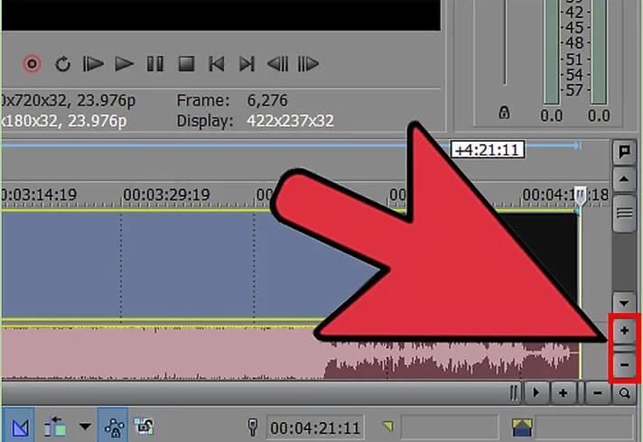 5bea791817210 نحوه تغییر سرعت ویدئو در sony vegas pro irnab ir نحوه تغییر سرعت ویدئو در Sony Vegas Pro