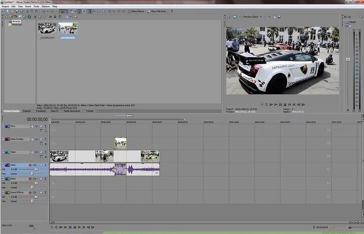 5bea8023c8faf نحوه ی استفاده از ویژگی تصویر در تصویر د irnab ir نحوه ی استفاده از ویژگی تصویر در تصویر در Sony Vegas Movie Studio