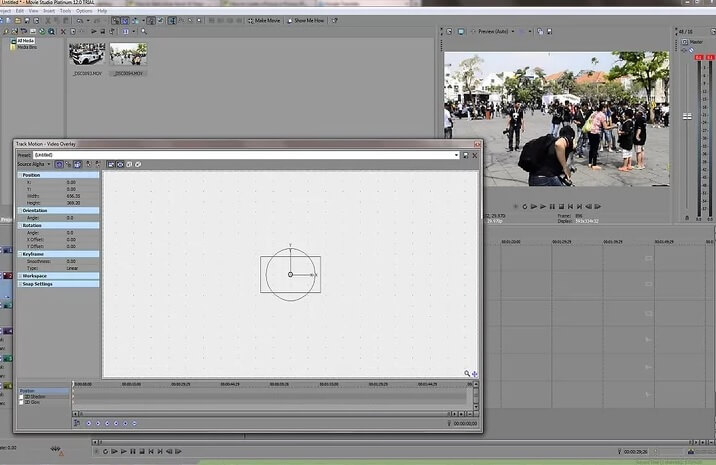 5bea8029afd74 نحوه ی استفاده از ویژگی تصویر در تصویر د irnab ir نحوه ی استفاده از ویژگی تصویر در تصویر در Sony Vegas Movie Studio