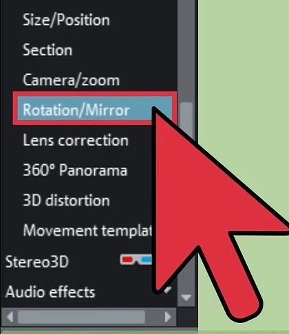 5bf139bc3f25c نحوه ی عمودی کردن یک ویدئوی افقی در magix movie edit pro 201 irnab ir نحوه ی عمودی کردن یک ویدئوی افقی در MAGIX Movie Edit Pro 2016