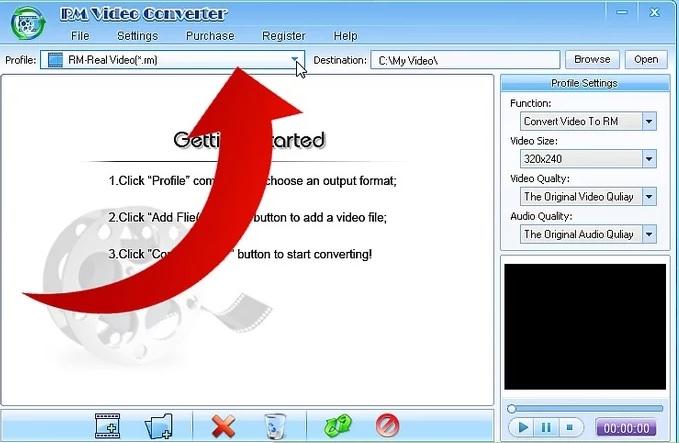 5bf275c381c1b نحوه ی استفاده از audio tools factory shine rm video converter irnab ir نحوه ی استفاده از Audio Tools Factory Shine RM Video Converter