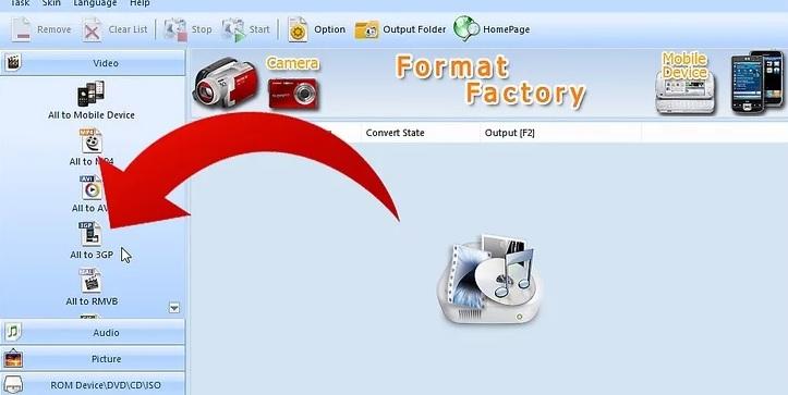 5bf27cf6b32e4 نحوه تبدیل mpeg به 3gp با استفاده از format factory irnab ir نحوه تبدیل MPEG به 3GP با استفاده از Format Factory