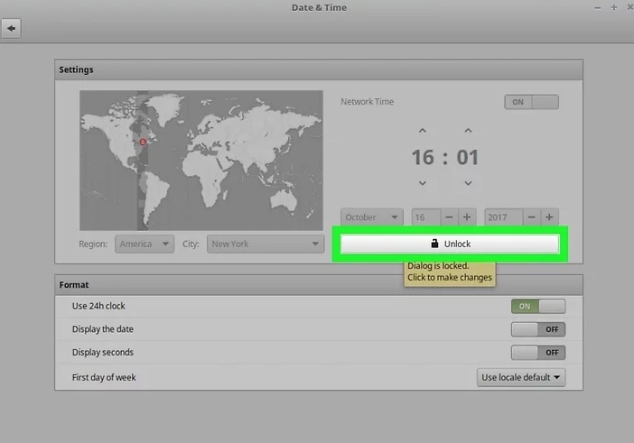 5bff8d5cefc88 نحوه ی تغییر منطقه ی زمانی در سیستم mint با ا irnab ir نحوه ی تغییر منطقه ی زمانی در سیستم Mint با استفاده از Graphical User Interface