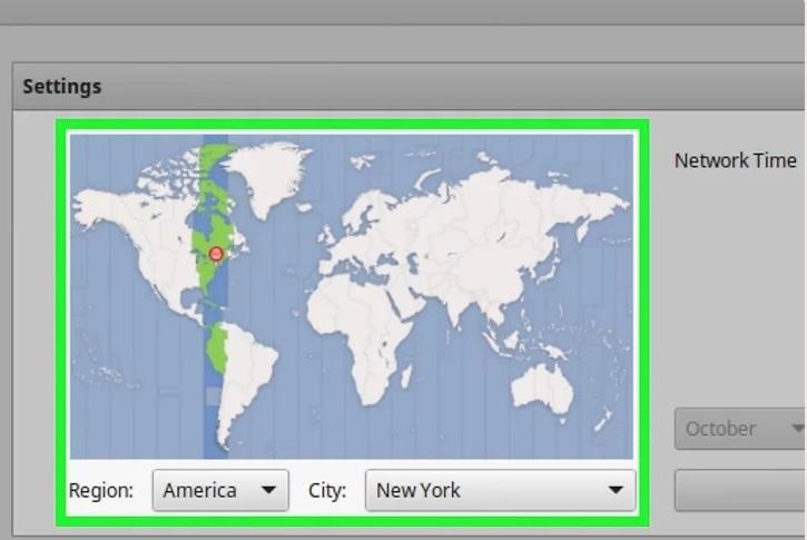 5bff8d60a9899 نحوه ی تغییر منطقه ی زمانی در سیستم mint با ا irnab ir نحوه ی تغییر منطقه ی زمانی در سیستم Mint با استفاده از Graphical User Interface