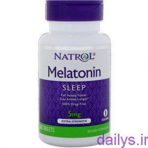 ghors melatoninchist irnab ir قرص ملاتونین چیست؟